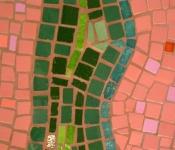Fragment Labiryntu (Norymberga Centrum Seniora Herpersdorf)