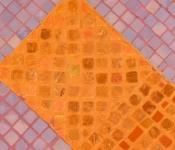 Fragment Labiryntu (w środku złoty 14 karatowy kamień)